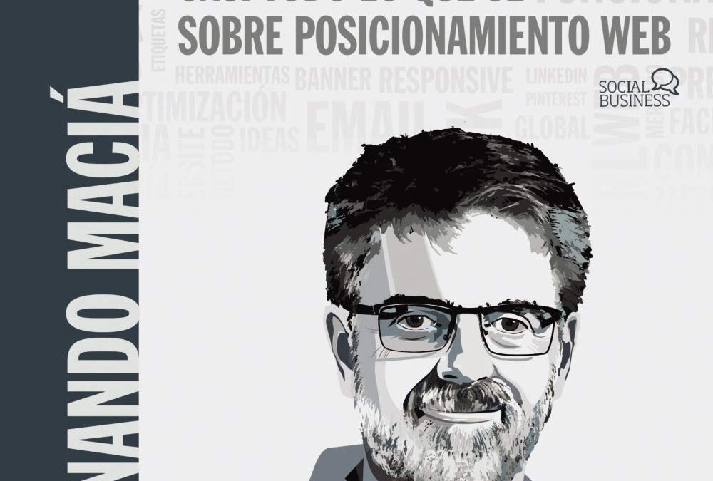 SEO avanzado: aprende con Fernando Maciá.